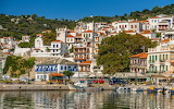 In Skopelos, Greece