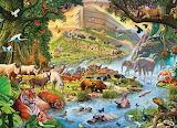 Noah's Ark before the rain - Steve Crisp
