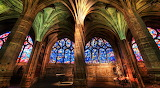 #Gothic Cathedral Interior