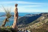 Eze sur mer-Côte d'Azur