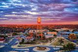 Sunset Round Rock, Texas