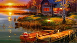 Lake Cabin 7