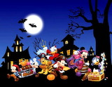 Mickey and Friends Halloween