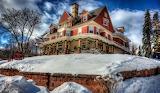 Victorian House ~ Christmas 1