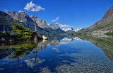 Mountain Refection