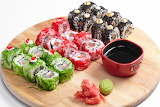 ^ Sushi
