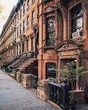 Brownstone homes New York