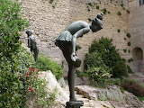Sculptures in San Marino