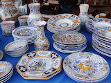 Habanian pottery