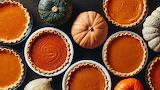 ^ Pumpkin Pies