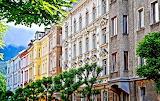 Central streets Insbruck Austrian