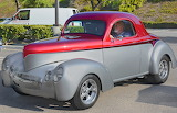 Willys Coupe hot rod 1941