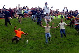 Cooper's Hill Cheese Rolling Gloucestershire
