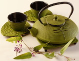 #Dragonfly Contemporary Tea Set