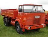 Hanomag-Henschel F191AK-Dump Truck