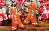 #Gingerbread Cookies