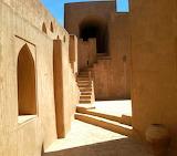 16th century fort, Bahla Oman