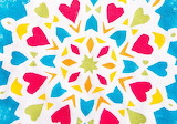 Fabric Art @ Pinterest...