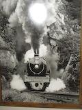 CP Railroad Royal Hudson Steam Engine