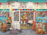 Sugar and Spice Candy Store