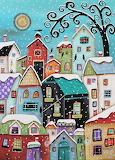 Winter City - Karla Gerard