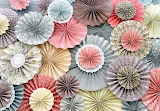Paperrosettes