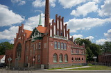 Old power plant in Germany