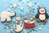 Winter cookies by Ina Uzzanu