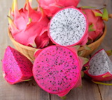Pitaya-fruit exotique