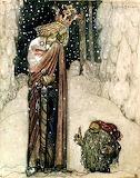 """Fariy Tales"" tumblr enchantedbook ""The Princess and the Troll"""