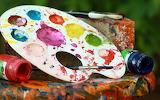 Peinture-palette
