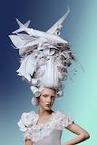 Perruques en papier, Anna Kozina