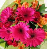 #Bright Pink Bouquet