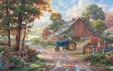Summer Heritage Thomas Kinkade