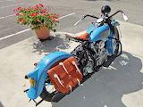 Harley Davidson Knucklehead 1937