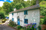 A Cottage in Helford, Cornwall, Kernow