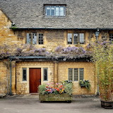 ^ Cotswold cottage, England