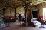 Bedroom Eltz Castle Germany