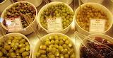 #Variety Olives at Granville Market