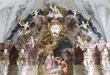 Church-statue-sculpture-painting
