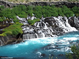 Beautiful Iceland - Hraunfossar