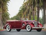 1935 Packard Twelve Convertible Sedan