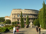 Rome-vatican-collosseum appian-way-
