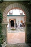 Patio, La Juderia, Cordoba, Andalusia