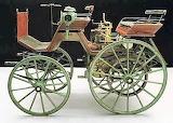 1886 Daimler Automobile