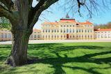 Polish Baroque palace of Raczyński family