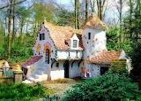 Eft Hans en Grietje huisje heks Sprookjesboos