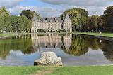 Chateau de Courances - France