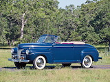 1941 Ford V8 Super Deluxe Convertible Coupe