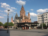 Cathedral Mainz Germany